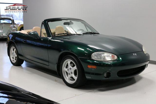 1999 Mazda MX-5 Miata Leather Merrillville, Indiana 6