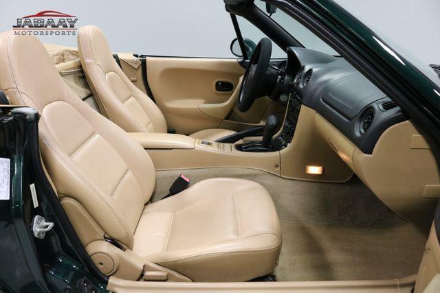 1999 Mazda MX-5 Miata Leather Merrillville, Indiana 13