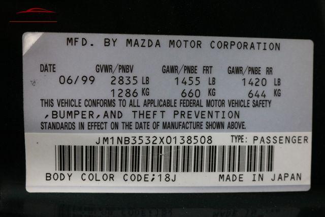 1999 Mazda MX-5 Miata Leather Merrillville, Indiana 45