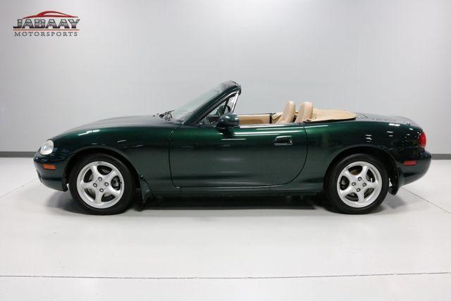 1999 Mazda MX-5 Miata Leather Merrillville, Indiana 1