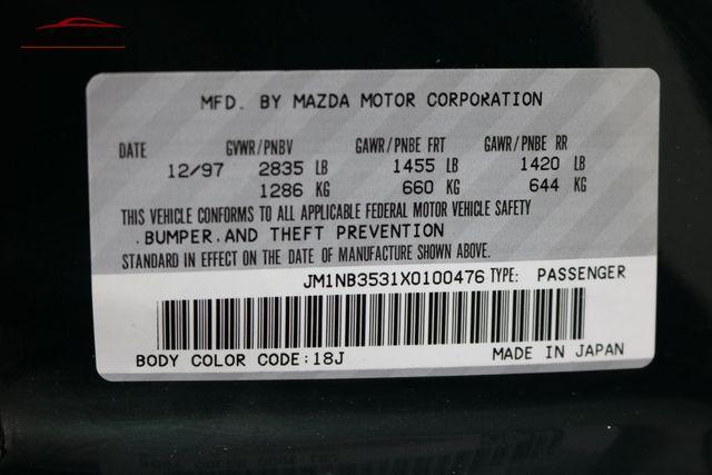 1999 Mazda MX-5 Miata Base Merrillville, Indiana 45