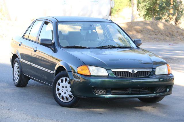 1999 Mazda Protege DX Santa Clarita, CA 3