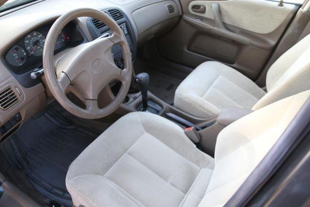 1999 Mazda Protege DX Santa Clarita, CA 8