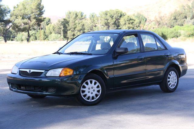 1999 Mazda Protege DX Santa Clarita, CA 1