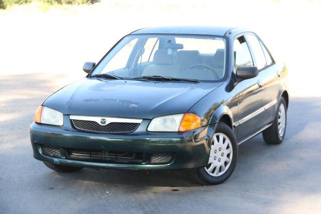 1999 Mazda Protege DX Santa Clarita, CA 4