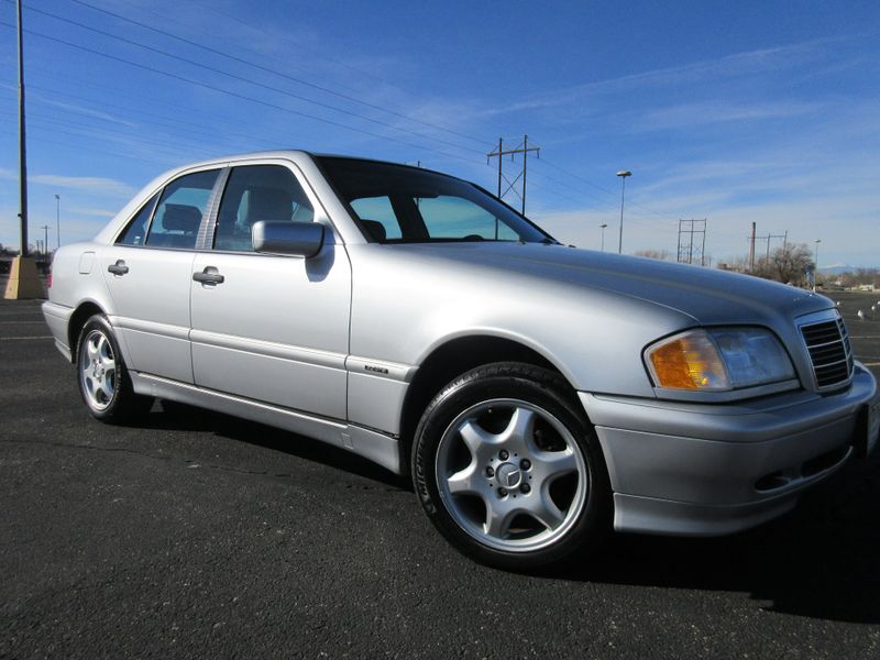 1999 Mercedes-Benz C230 Kompressor Sport   Fultons Used Cars Inc  in , Colorado