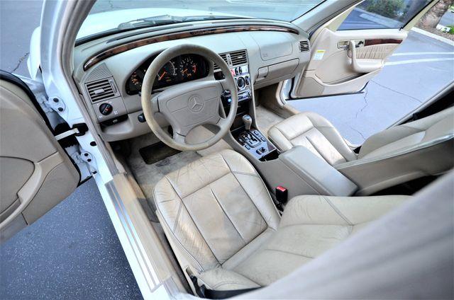 1999 Mercedes-Benz C230 KOMPRESSOR Reseda, CA 30