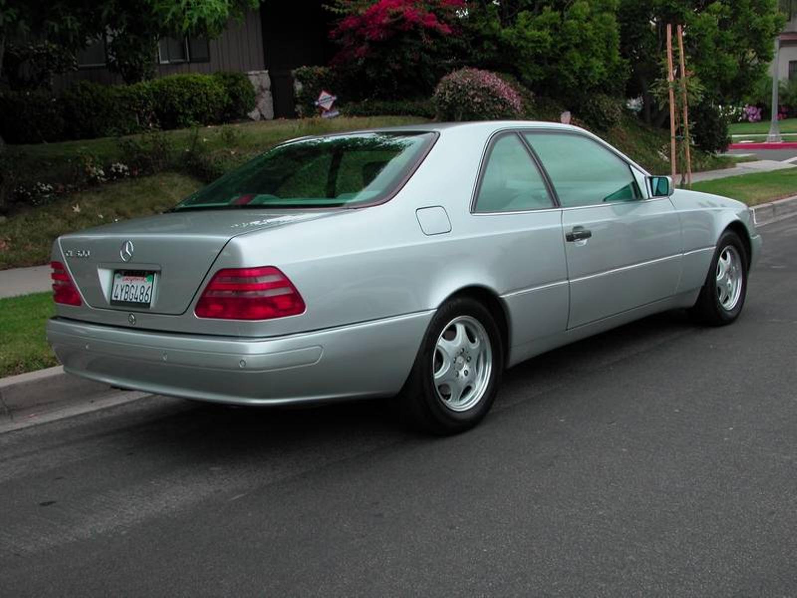 1999 Mercedes-Benz Cl500 CL-Class Stunning Californian ...