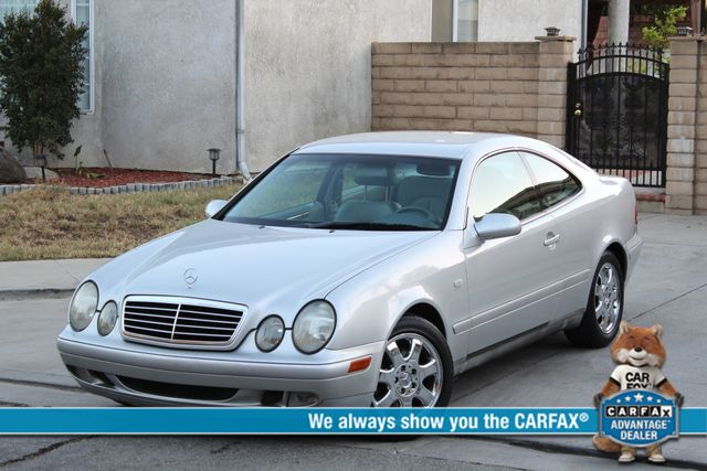 1999 Mercedes-Benz CLK320 COUPE AUTOMATIC NEW TIRES SERVICE RECORDS