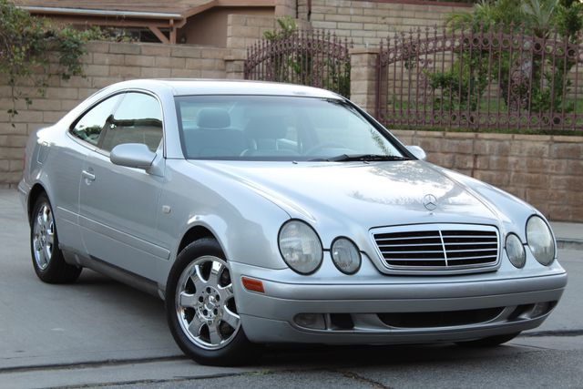 1999 Mercedes-Benz CLK320 COUPE AUTOMATIC NEW TIRES SERVICE RECORDS in Woodland Hills CA, 91367