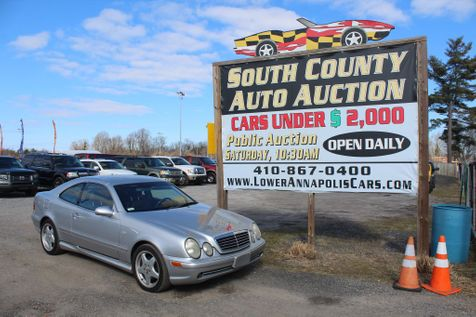 1999 Mercedes-Benz CLK430 430 in Harwood, MD