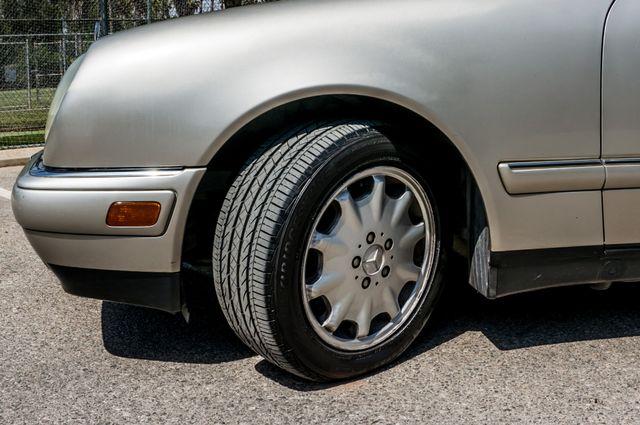 1999 Mercedes-Benz E300 Reseda, CA 12