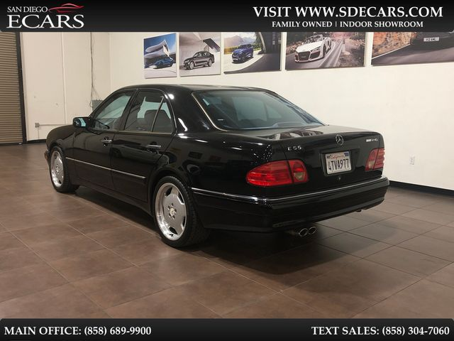 1999 Mercedes-Benz E55 AMG in San Diego, CA 92126