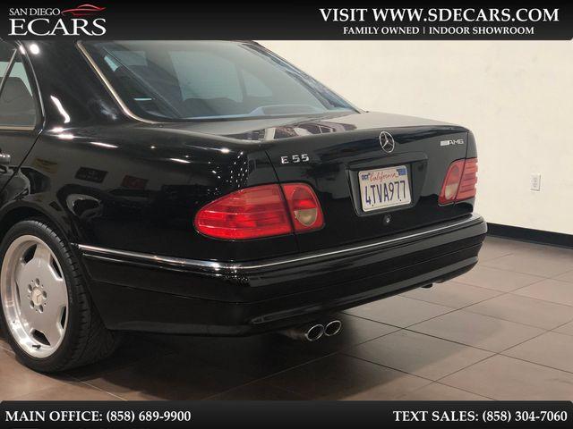 1999 Mercedes-Benz E55 AMG in San Diego, CA 92126