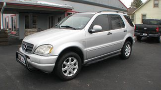 1999 Mercedes-Benz ML430 4d SUV ML430 in Coal Valley, IL 61240