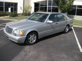 1999 Mercedes-Benz S500 Chesterfield, Missouri 1