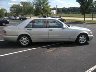 1999 Mercedes-Benz S500 Chesterfield, Missouri 2