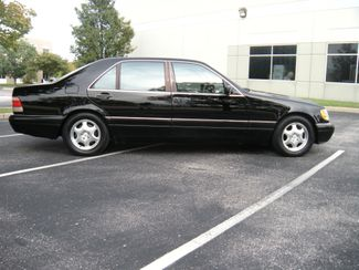 1999 Mercedes-Benz S500 Chesterfield, Missouri 2