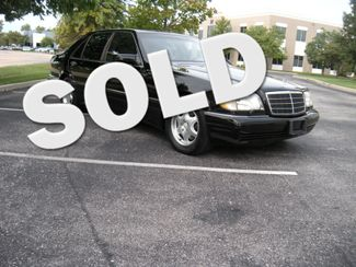 1999 Mercedes-Benz S500 Chesterfield, Missouri
