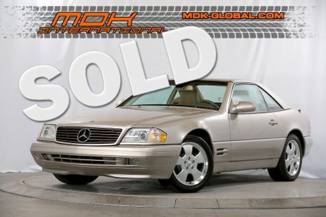 1999 Mercedes-Benz SL500 - SL2 pkg - Xenon - Heated seats in Los Angeles