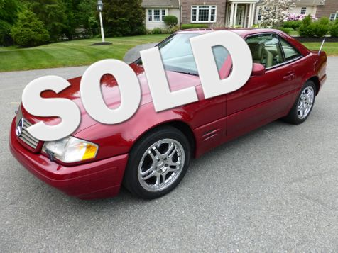 1999 Mercedes-Benz SL500  in Lawrence, MA