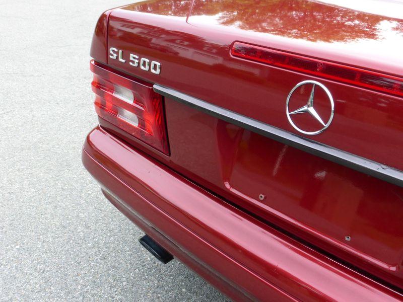 1999 Mercedes-Benz SL500   city MA  European Motorsports  in Lawrence, MA