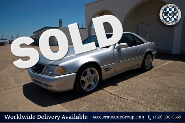 1999 Mercedes-Benz SL500  in Rowlett