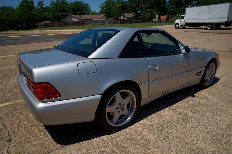 1999 Mercedes-Benz SL500  in Rowlett, Texas