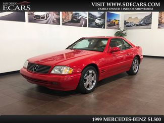 1999 Mercedes-Benz SL500 in San Diego, CA 92126