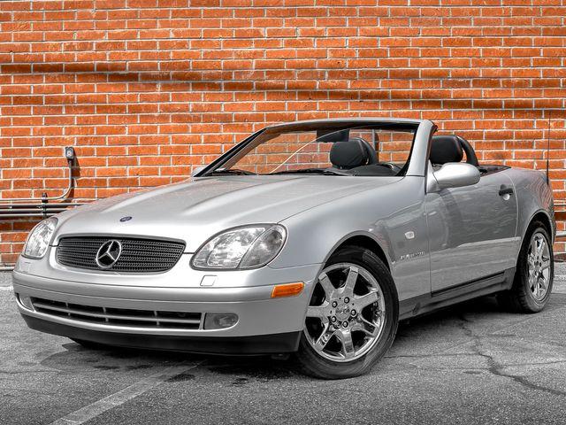 1999 Mercedes-Benz SLK230 Burbank, CA 1