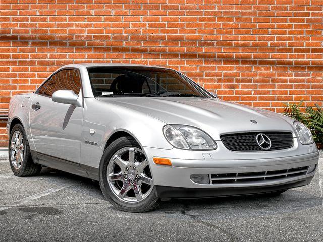 1999 Mercedes-Benz SLK230 Burbank, CA 2