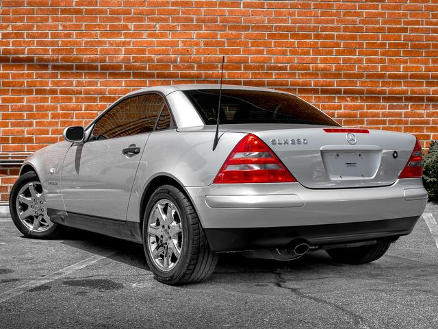 1999 Mercedes-Benz SLK230 Burbank, CA 8