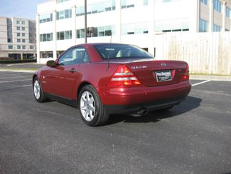 1999 Sold Mercedes-Benz SLK Conshohocken, Pennsylvania 4