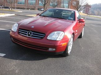 1999 Sold Mercedes-Benz SLK Conshohocken, Pennsylvania 5