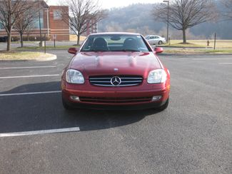 1999 Sold Mercedes-Benz SLK Conshohocken, Pennsylvania 8