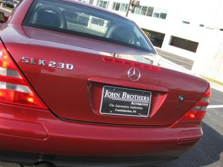 1999 Sold Mercedes-Benz SLK Conshohocken, Pennsylvania 33