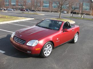 1999 Sold Mercedes-Benz SLK Conshohocken, Pennsylvania 17