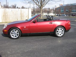 1999 Sold Mercedes-Benz SLK Conshohocken, Pennsylvania 18