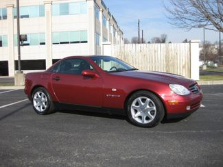 1999 Sold Mercedes-Benz SLK Conshohocken, Pennsylvania 21