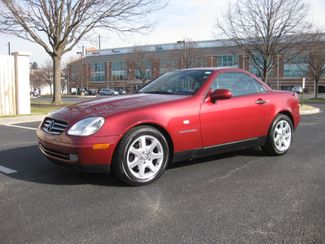 1999 Sold Mercedes-Benz SLK Conshohocken, Pennsylvania 1