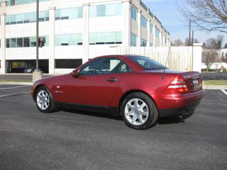 1999 Sold Mercedes-Benz SLK Conshohocken, Pennsylvania 3
