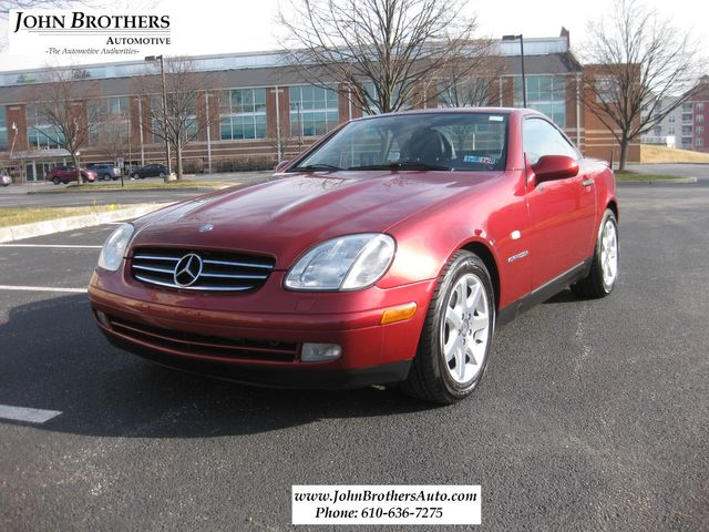 1999 Sold Mercedes-Benz SLK Conshohocken, Pennsylvania