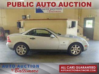 1999 Mercedes-Benz SLK230  | JOPPA, MD | Auto Auction of Baltimore  in Joppa MD