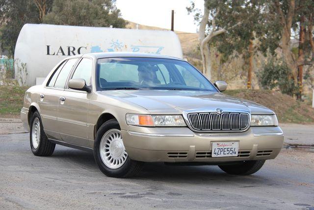 1999 Mercury Grand Marquis LS Santa Clarita, CA 3