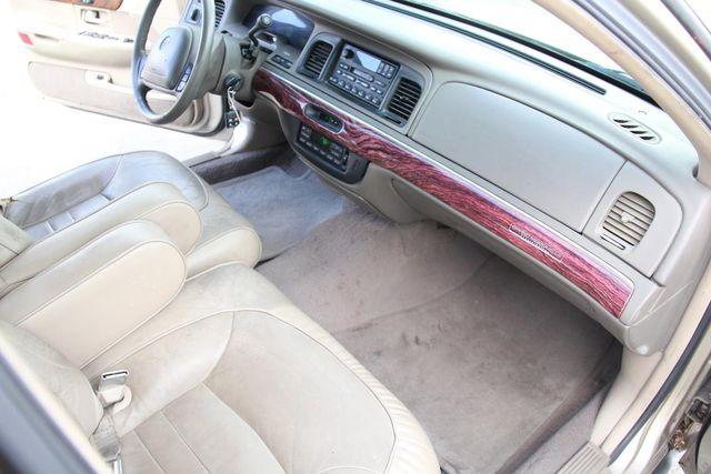 1999 Mercury Grand Marquis LS Santa Clarita, CA 9