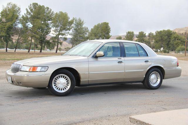 1999 Mercury Grand Marquis LS Santa Clarita, CA 1