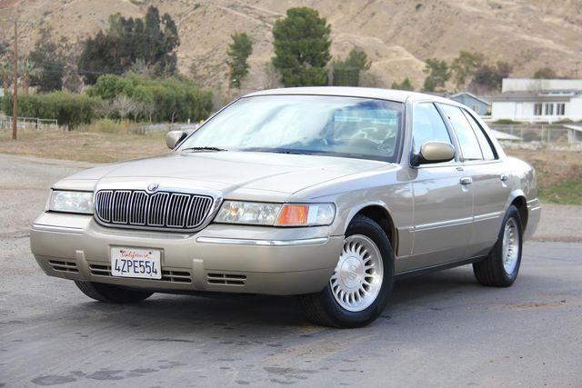 1999 Mercury Grand Marquis LS Santa Clarita, CA 4