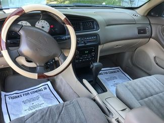 1999 Nissan-2 Owner!! Carfax Clean!! Altima-30 MPG!! LOW K!  GXE-189 YRS IN BUSINESS! CARMARTSOUTH.COM Knoxville, Tennessee 40