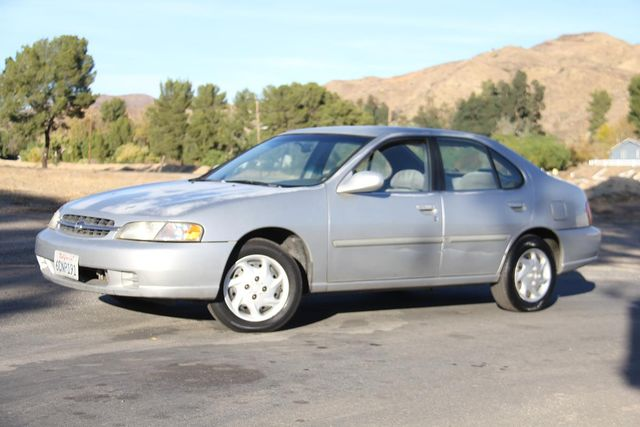 1999 Nissan Altima GXE Santa Clarita, CA 1