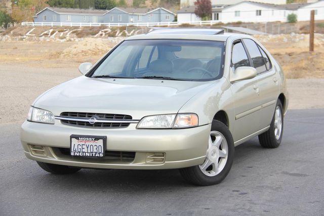 1999 Nissan Altima GLE Santa Clarita, CA 4